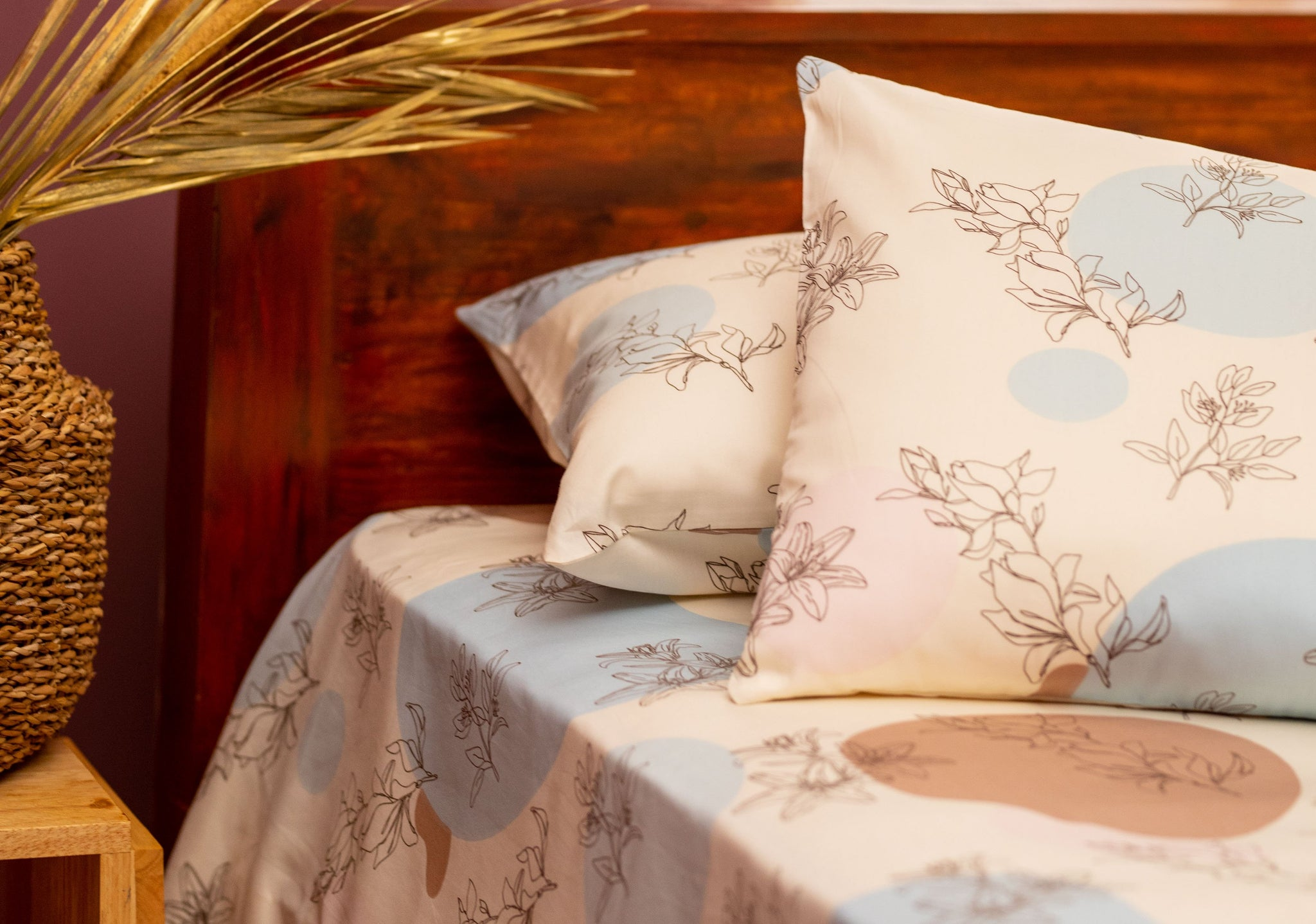 Autumn Eve Sheet Set