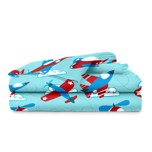 Sky's the Limit - Cotton Sheet