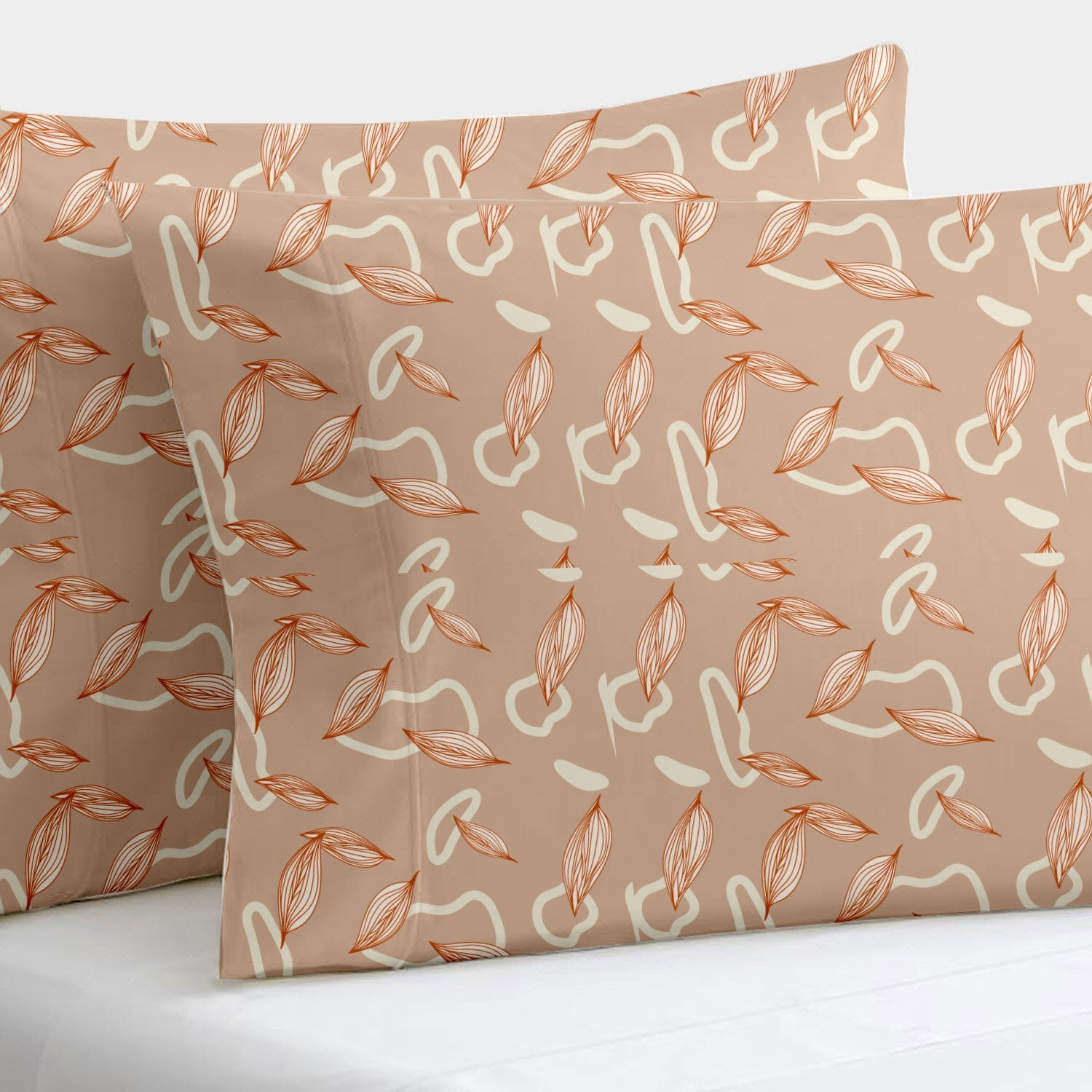 Autumn Notes Pillowcase Pair
