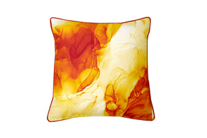 Smokey Orange Cushion Cover