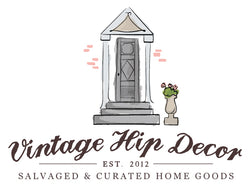 Vintage Hip Decor