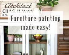 Load image into Gallery viewer, How To Paint Furniture