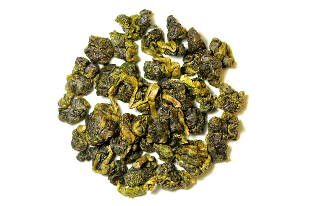Ali Shan High Mountain Oolong Dry Leaves