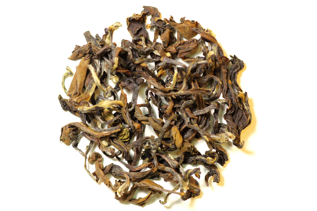 Eastern Beauty Oolong dry leaves