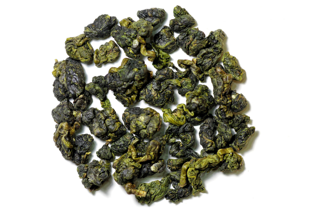 Premium Jin Xuan Milk Oolong - dry tea leaves