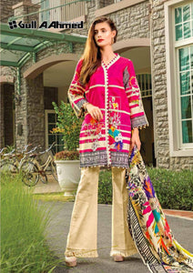Gull Ahmed Lawn 2 pure lawn printed dress 17
