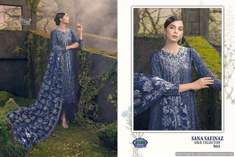 Shree Sana Safinaz Gold Collection 2 Pakistani Suits 2129