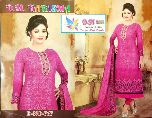 Deshi Cotton Three Pieces 767-3