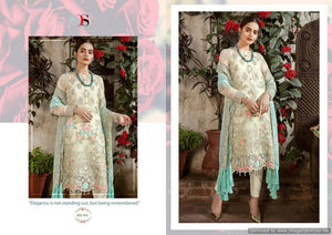 Deepsy Imorzia 10 Georgette Pakistani Salwar Suits 800-503