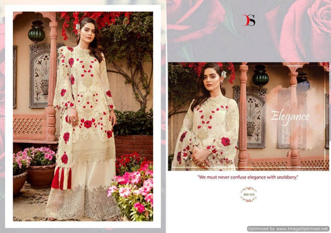 Deepsy Imorzia 10 Georgette Pakistani Salwar Suits 800-505