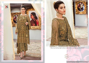 Deepsy Imorzia 10 Georgette Pakistani Salwar Suits 800-506