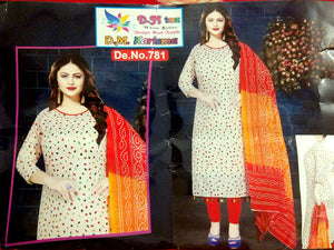 Deshi Cotton Three Pieces 781-1