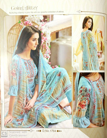 Shree Shalika Vol 45 Salwra Suits 1764