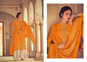 Bandhani Print Cotton with embroidery Salwar Suits 2010