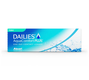 Dailies AquaComfort Plus Toric - Contact Lens Qatar