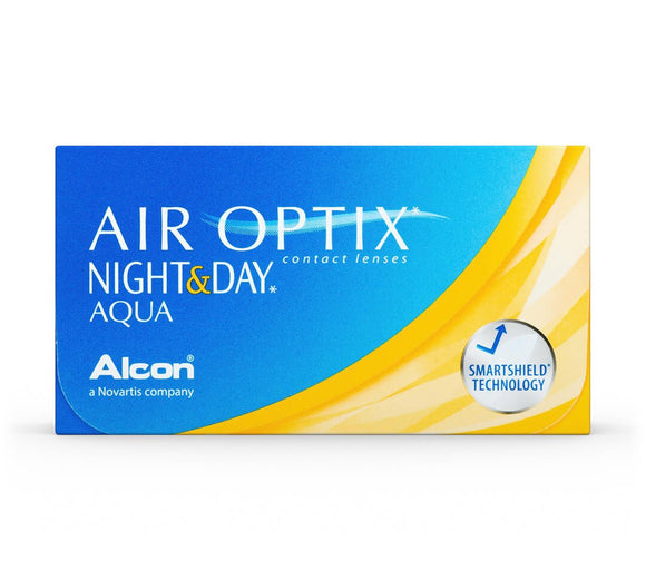 Air Optix Night & Day Aqua - Contact Lens Qatar