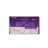 Dailies Total 1 Multifocal - Contact Lens Qatar