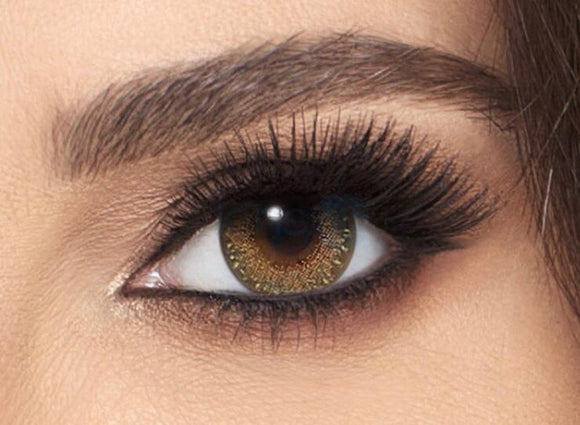 Freshlook ONE-DAY - Mystic Hazel - 10 lenses - Contact Lens Qatar