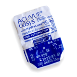 Acuvue Oasys 1 Day for Astigmatism - Contact Lens Qatar