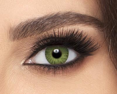 Freshlook COLORBLENDS - Gemstone Green - 2 lenses - Contact Lens Qatar