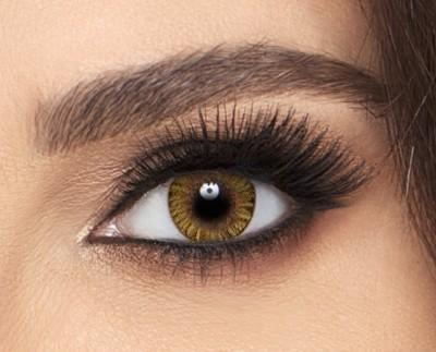 Freshlook COLORBLENDS - Pure Hazel - 2 lenses - Contact Lens Qatar