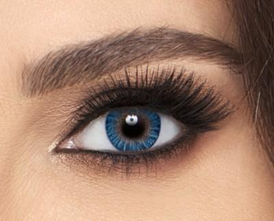 Freshlook COLORBLENDS - True Sapphire - 2 lenses - Contact Lens Qatar