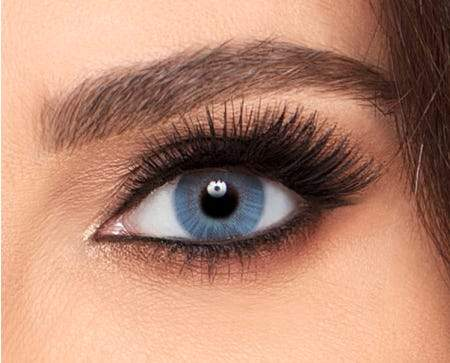 Freshlook COLORS - Blue - 2 lenses - Contact Lens Qatar