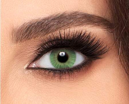 Freshlook COLORS - Green - 2 lenses - Contact Lens Qatar