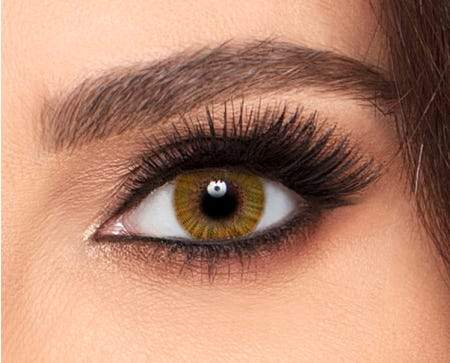Freshlook COLORS - Hazel - 2 lenses - Contact Lens Qatar