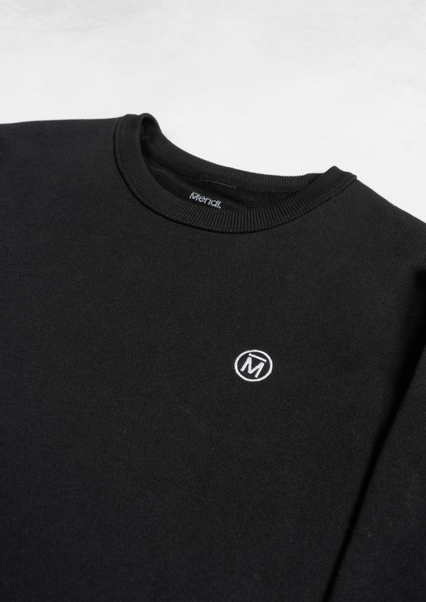 Northcote Sweater - Black