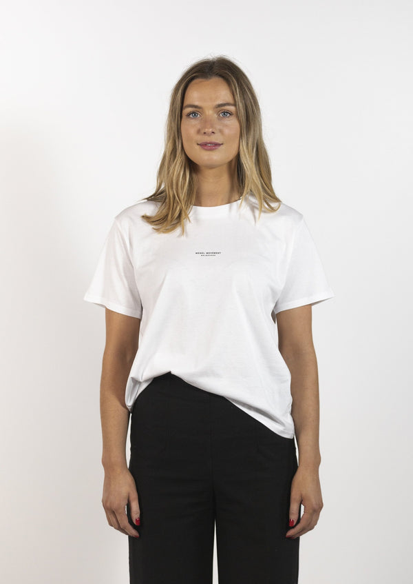 Mendl Flinders Female Tee White