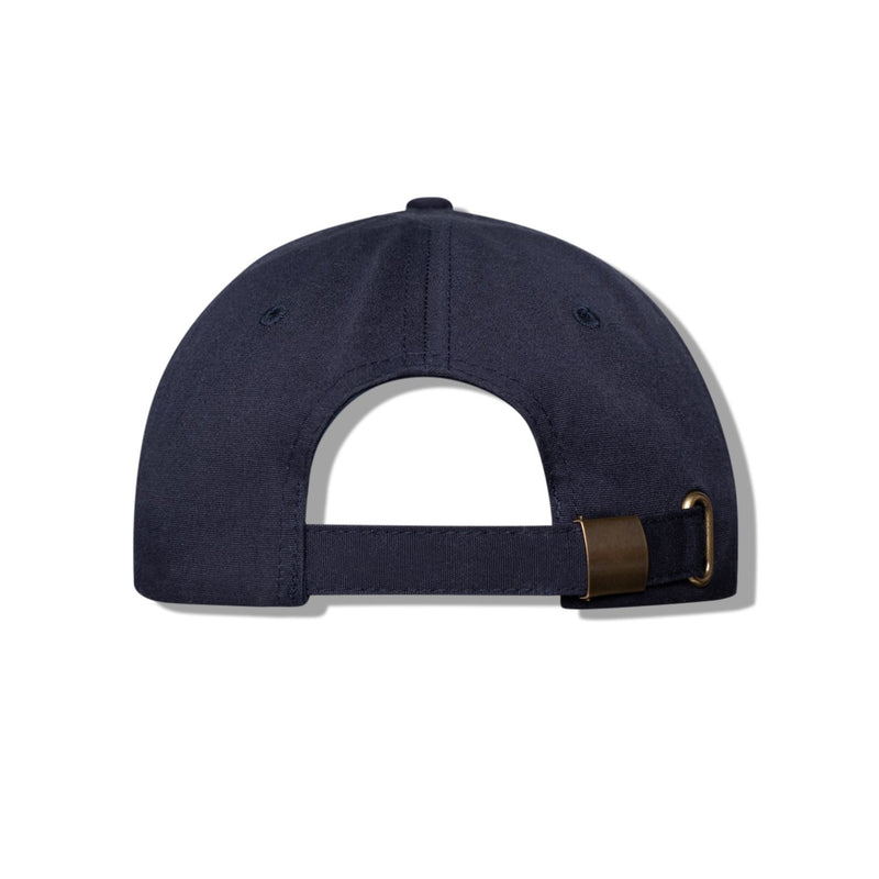 Flinders Panel Cap - Black