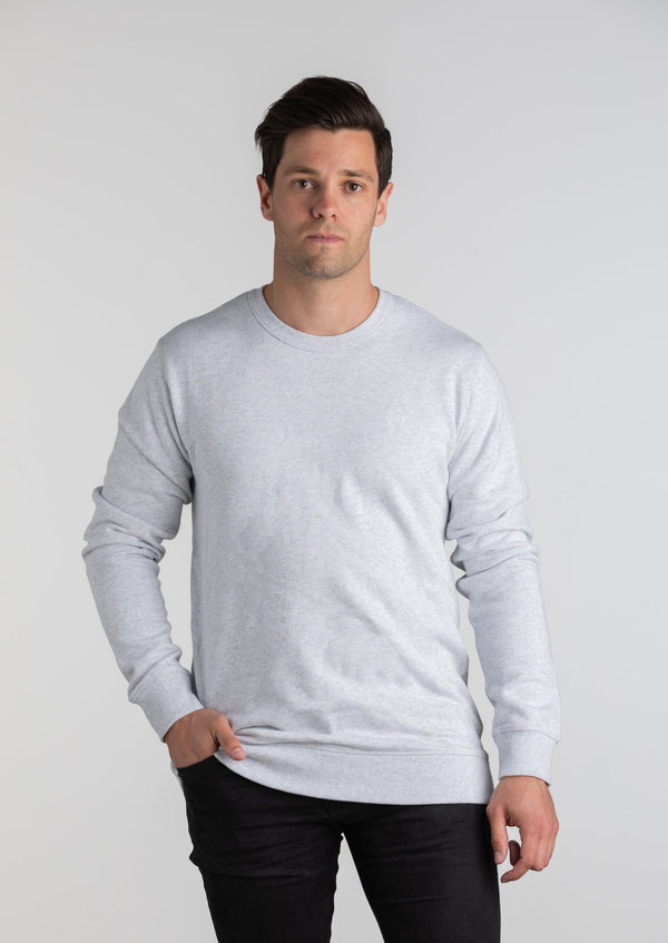 Northcote Sweater - Grey