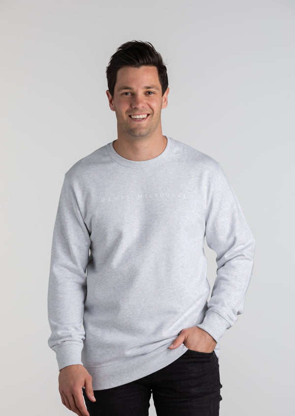 Mendl Hampton Sweater Grey