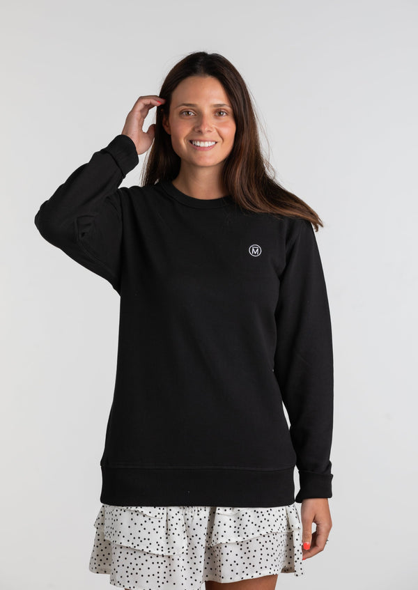 Mendl Northcote Sweater Black