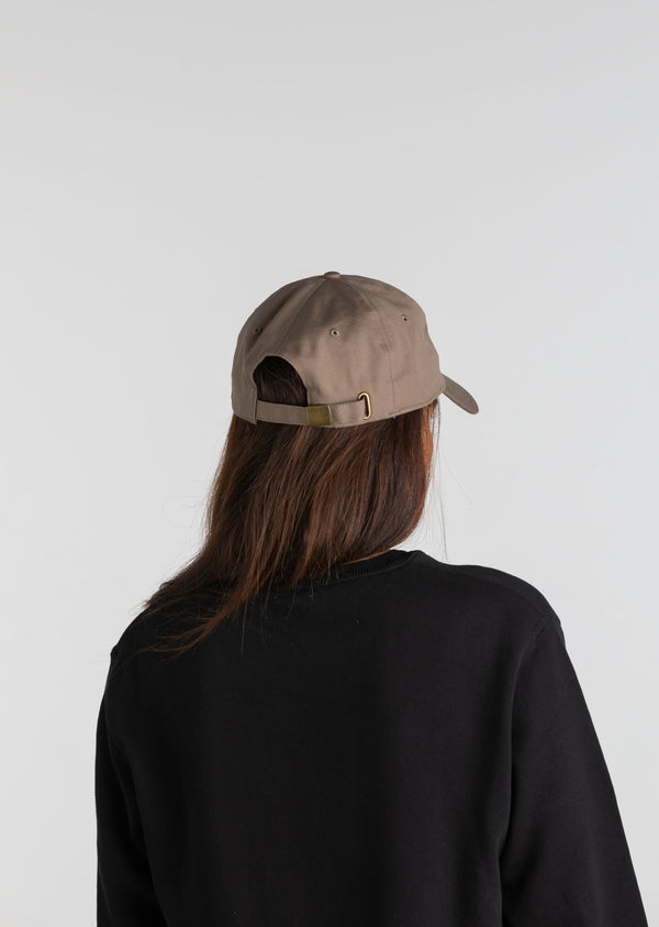 Flinders Panel Cap - Beige