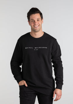 Hampton Sweater Black
