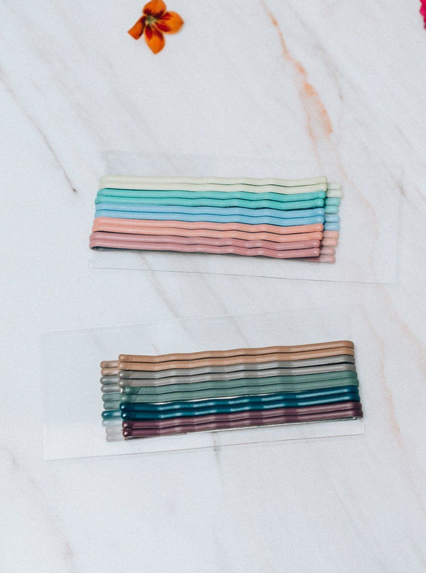 Sacha Multicolor Bobby Pins Accessories m-usefashion