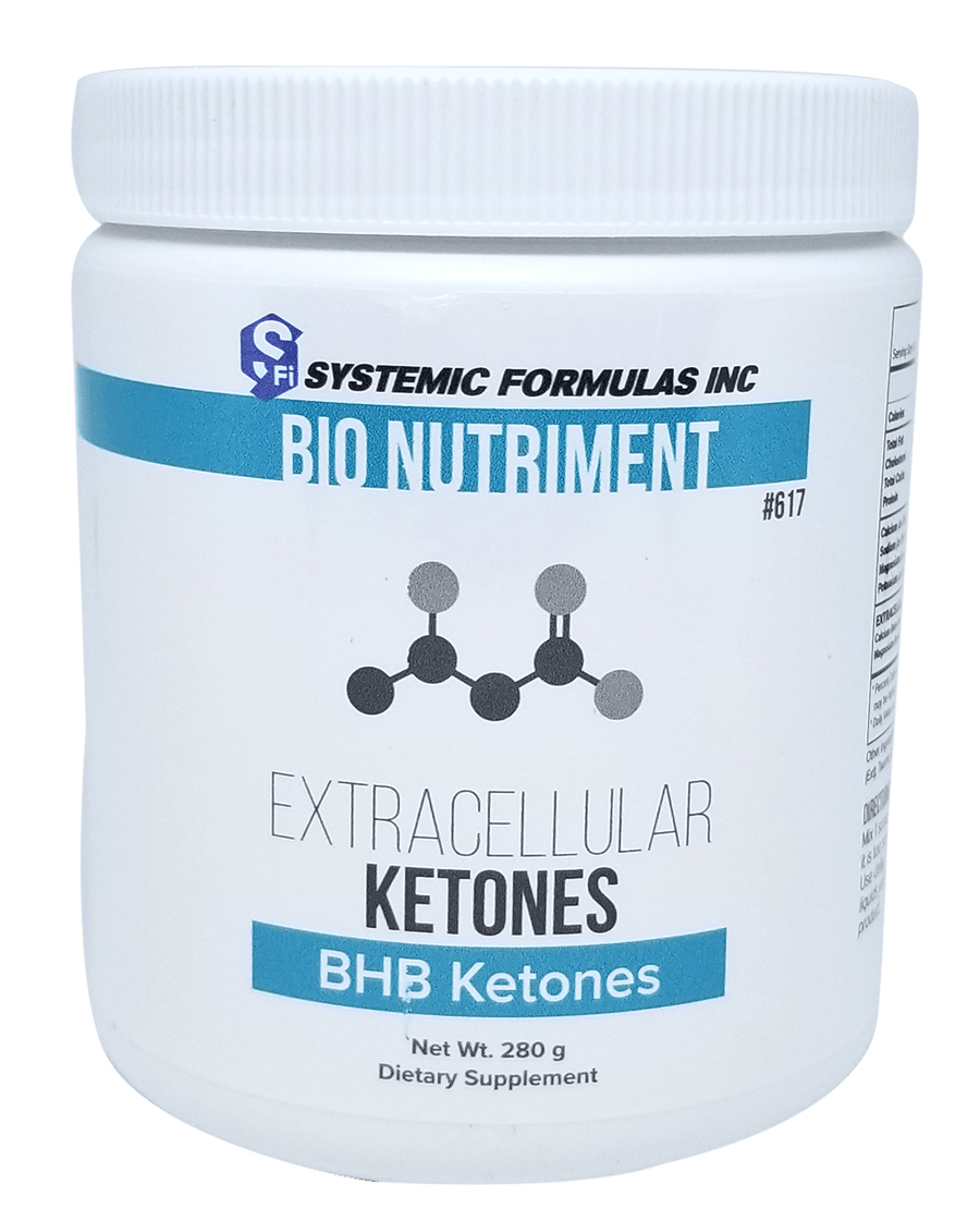 Extracellular Ketones - NuVision Health Center