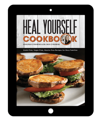 Heal Yourself Cookbook Digital Copy - NuVision Health Center