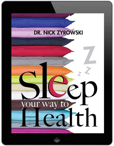 Sleep Your Way To Health (e-Book) - NuVision Health Center