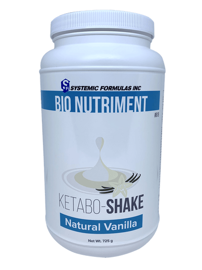 Systemic Formulas Ketabo Shake - NuVision Health Center