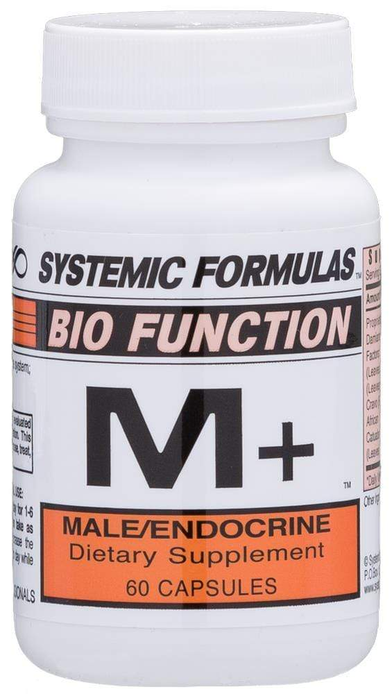 Systemic Formulas M+ (Male/Endocrine) - NuVision Health Center