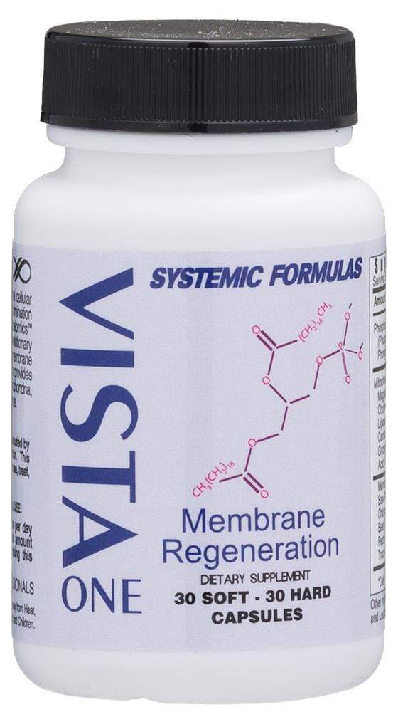 Systemic Formulas Vista One - NuVision Health Center