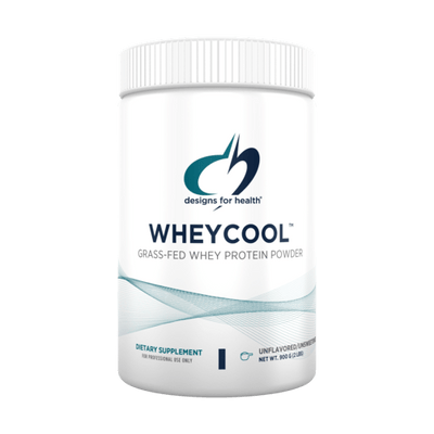 Whey Cool Vanilla Protein Powder - NuVision Health Center