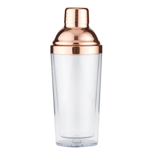 COCKTAIL SHAKER - ROSE GOLD