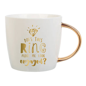COFFEE MUG - ENGAGED