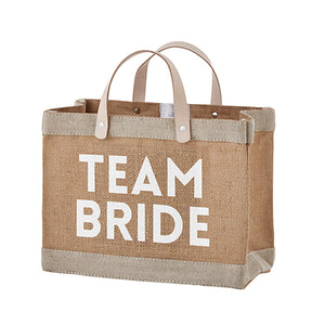 MINI TOTE - TEAM BRIDE