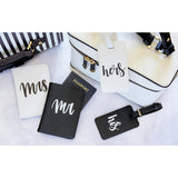 LUGGAGE TAG - HERS