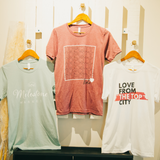Love From The Top - Milestone Market T Shirts